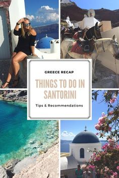[orginial_title] – Mel Benitez 🎀 Things to do in Santorini Greece! Food, beaches and hotel recommendations for th… Things to do in Santorini Greece! Food, beaches and hotel recommendations for the best stay ever! Santorini Greece Beaches, Santorini Honeymoon, Greece Honeymoon, Santorini Travel, Greece Vacation, Greece Travel, Oia Greece, Greece Trip, Santorini Island