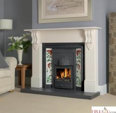 6 Versatile Clever Tips: Cozy Fireplace Photo Galleries freestanding fireplace built ins.Rock Fireplace With Shiplap installing fireplace insert.Fireplace With Tv Above Pictures. Log Burner Fireplace, Simple Fireplace, Candles In Fireplace, Paint Fireplace, Fireplace Shelves, Fireplace Built Ins, Shiplap Fireplace, Rustic Fireplaces
