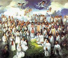 "Pope: prays for Korean ""Month of Martyrs"""
