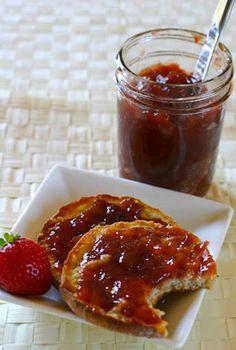 Strawberry-Nectarine Jam