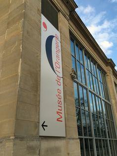 Museé de l`Orangerie  Paris