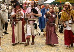 Fête médiévales de Crémieu 2e week-end de septembre