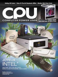 Computer Power User December 2015-P2P, P2P, December 2015, December, CPU, Computer Power User, 2015, Magesy.be