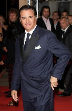"Andy Garcia - 35th Deauville Film Festival: ""City Island"" - Premiere"