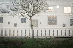 Lootens Line Office by CAAN Architecten