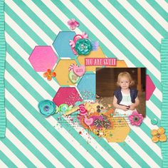 Made with Studio Flergs and Amber Shaws Candy Rush Collection.