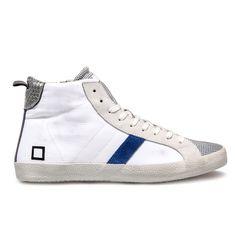 Spring Summer 2015 D.A.T.E. Sneakers Collection / Italian design / Hill High Pop Silk:http://bit.ly/1C1rATn
