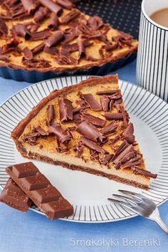 Tarta kawowa Sweet Desserts, Delicious Desserts, My Favorite Food, Favorite Recipes, Cake Recipes, Dessert Recipes, Baking And Pastry, Polish Recipes, Sweet Cakes