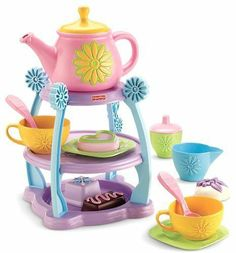 Toddler Tea Party by bbrgkristin @eBay #followitfindit