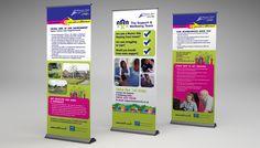 weaver-vale-enviroment-get-involved-banner Roller Banners, How To Make, Design