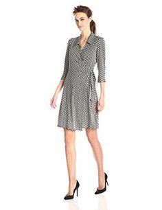 laundry BY SHELLI SEGAL Women's Celtic Braid Wrap Dress $138.00 • Shopping Cheap Online