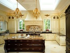 Oh to cook in this kitchen....