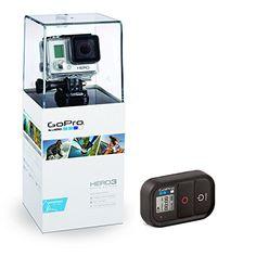 Sale Preis: GoPro Actionkamera Hero3 WHITE (Slim Edition) Remote Set, 3669-010. Gutscheine & Coole Geschenke für Frauen, Männer und Freunde. Kaufen bei http://coolegeschenkideen.de/gopro-actionkamera-hero3-white-slim-edition-remote-set-3669-010