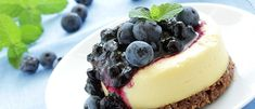 Este pode sim: Mini-cheesecake com frutas - Lucilia Diniz