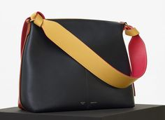 celine black medium sailor grommet bag 2016