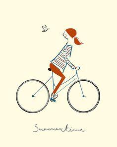 summertime by blancucha, via Flickr