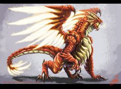 Dragon Art Drawings | Links are listed in no specific order and designs licenses are ...