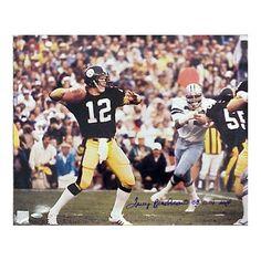 Super Bowl XIII MVP Pittsburgh Steeler's Terry Bradshaw