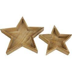 Výsledek obrázku pro dřevěná hvězda na stůl
