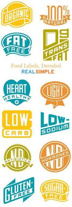 Find out what each of these common food labels means and how they are regulated.