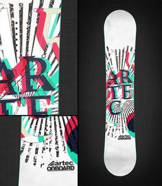 Artec design comp snowboard by ~B-82