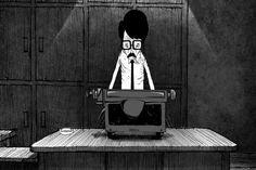 Uma poderosa animação sobre o abandono de nossos sonhos.