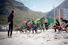Surfing and water sports projects in Cape Town, South Africa