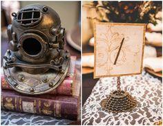 Steampunk Wedding Ideas | Wardrobe Shop