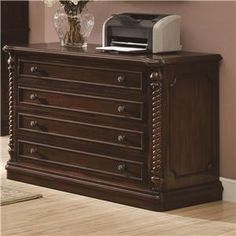 Coaster Webb File Cabinet - 801154