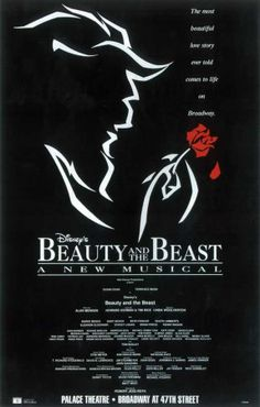 My favorite Disney movie and one of my favorite birthday presents I ever got was seeing it on Broadway!