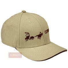 bone cowboys prova de laco em dupla marrom p5498 - Busca na Cowboys 1a1909bc495