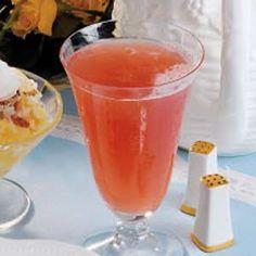 Cranberry Cooler Recipe | Taste of Home Recipes