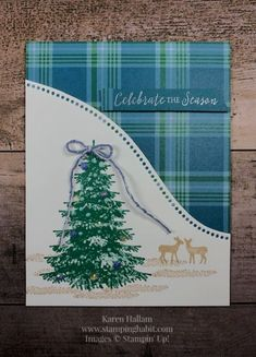 Homemade Christmas Cards, Stampin Up Christmas, Christmas Cards To Make, Xmas Cards, Homemade Cards, Holiday Cards, Creative Christmas Cards, Christmas Paper, Card Making Inspiration
