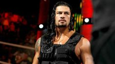WWE Roman Reigns- I think I have found someone as yummy as Anderson Cooper.this guys is gorgeous! I would lick him in places. Roman Regins, New Roman, Wwe Roman Reigns, Ufc, Wwe Lucha, The Shield Wwe, Indie, Wwe World, Star Wars