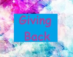 Giving Back – Time Sensitive! Free Books, My Books, Trials And Tribulations, Lose My Mind, First Novel, Giving Back, Losing Me, Helping People, Something To Do
