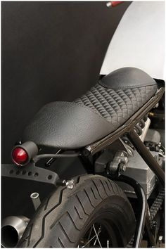 seat & tail light