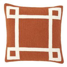 Eichholtz Hartley Orange Pillow