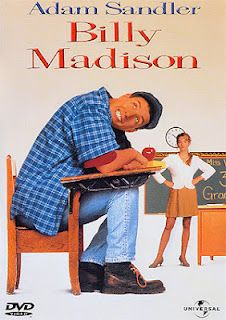 Billy Madison is one of m favorite movies of all time. I grew up watching Billy Madison, this movie is apart of my childhood and who I am 90s Movies, Funny Movies, Comedy Movies, Great Movies, Movies To Watch, Awesome Movies, Movies 2014, Famous Movies, Billy Madison