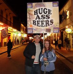 #LoveYourRV - New Orleans - Bourbon Street fun