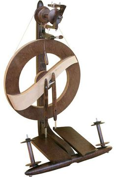 I'd really like a spinning wheel...