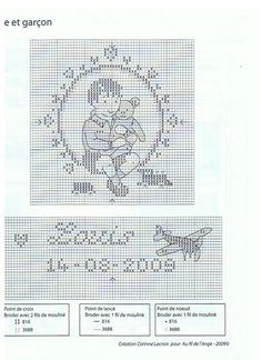 Метрика для мальчика и девочки (монохром). Обсуждение на LiveInternet - Российский Сервис Онлайн-Дневников