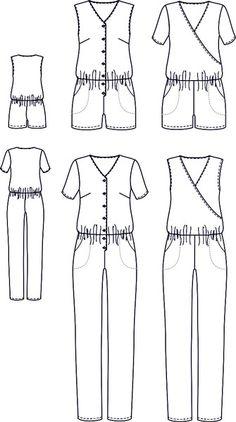 jumpsuit on pinterest jumpsuits overalls and pump. Black Bedroom Furniture Sets. Home Design Ideas