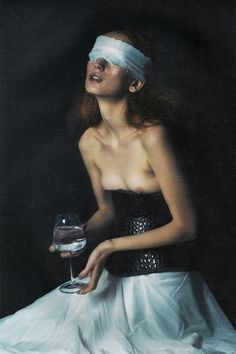La CatharsisPhotographer/retoucher : Anaïs Da Silva Stylist : Mia Rafolo Model : Agatha Maksimova @ Madmoiselle Agency MUAH : Michèle Anderhub CategoryEditorial · Factice MagazineShare This
