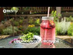 8 receptů na letní limonádové osvěžení   blog.restu.cz Mason Jars, Drinks, Blog, Drinking, Beverages, Canning Jars, Drink, Beverage, Glass Jars