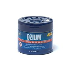 Home Office And Car Air Freshener Ozium Smoke Odors Eliminator Gel Dwelling Businesotor Vehicle 4 5oz Odor Eradicating