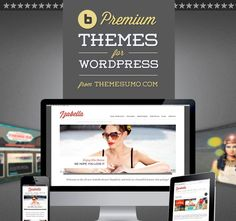 ThemeSumo: 6 Spectacular Premium WP Themes - only $17! - MightyDeals