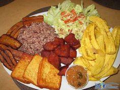 """Nicaraguan food"""""""