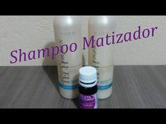 DIY - Shampoo Matizador
