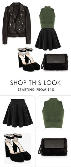 """Untitled #2"" by youle-leyou ❤ liked on Polyvore featuring beauty, WearAll, Jimmy Choo, Karen Millen and Jakke"
