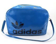 70s Adidas bag